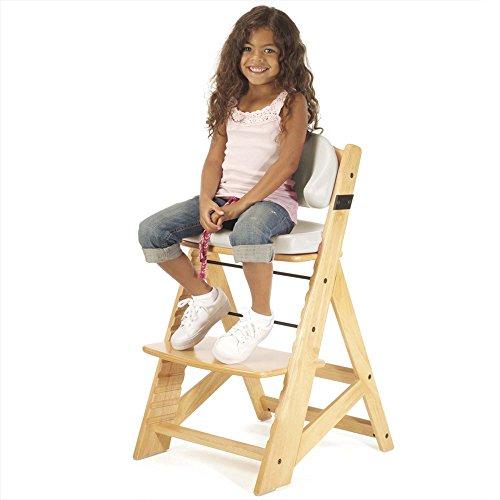Keekaroo Height Right Kids Chair with Comfort Cushions, Vanilla by Keekaroo (Image #1)