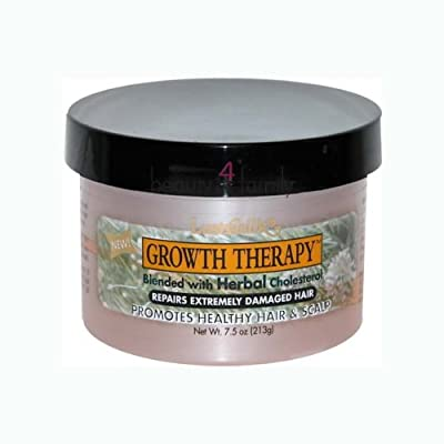 Lustrasilk Growth Therapy 7.5oz Type : Herbal