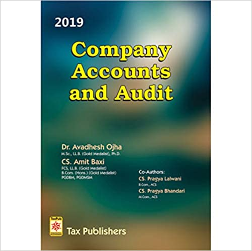 COMPANY ACCOUNTS AND AUDIT 2019