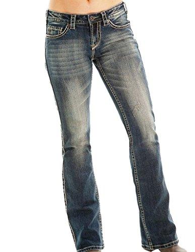 Big Mens Carpenter Denim Jeans Pants by FullBlue #594B Dark Wash
