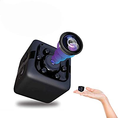 Best Digital Small HD Action Cameras Nanny Cam Cop Spy Hidden Mini Cube Camera