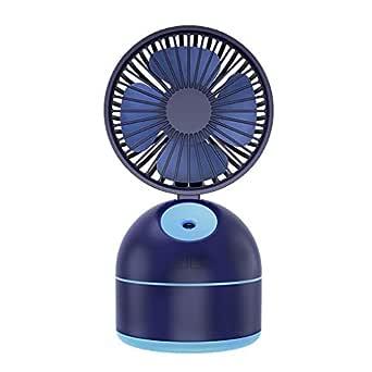 Ventilador USB,JiaMeng Mini Fan de Aerosol de Belleza para el ...