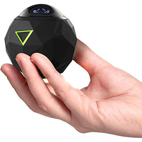 360fly 360? 4K VR Capable Action Video Camera (Certified Refurbished)