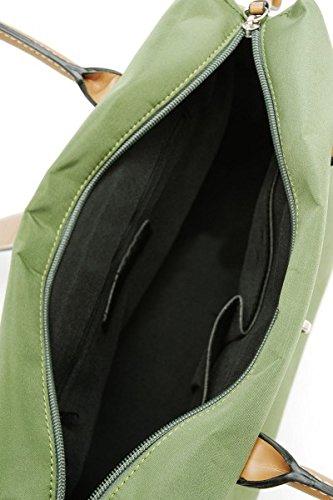Brown Dark Style Tosca Handbag Fashion 9202 YzOvggfq