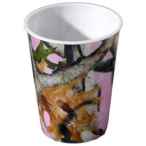 Havercamp Pink Camo Souvenir Cups | 8 Count | Next Vista Pattern | Great for Bridal Themed Events, Bachelorette Party, Mother's Day, Baby Shower