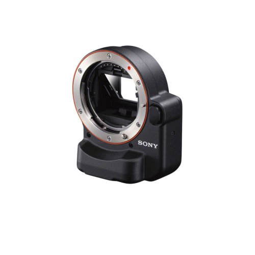 Sony NEX Mount Adaptor with Translucent Mirror Technology by Sony