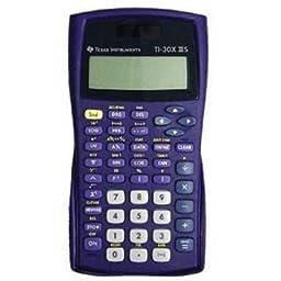 Texas Instruments 30XIIS/TBL/ILI/F Ti Scientific Calc-purple