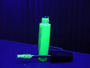 Amazon.com: GREEN Hair Mascara GEL UV, Neon, Black Light ...