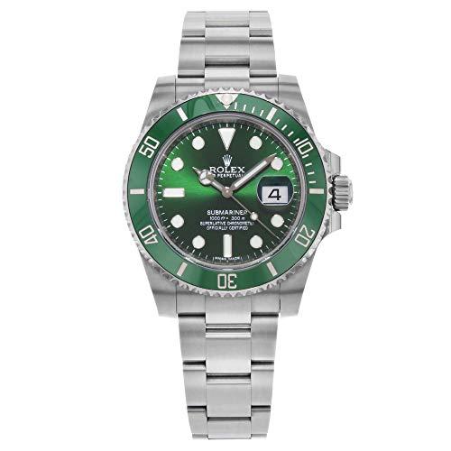 Rolex Submariner Men's Watch (Chronometer Automatic Gold Case)