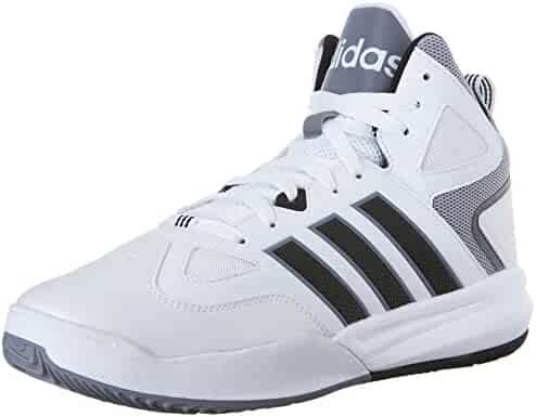 low priced 2816a fc767 adidas Men s Cloudfoam Thunder Mid Rubber