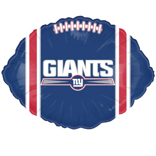 Classic Balloon New York Giants Football Balloon- 1