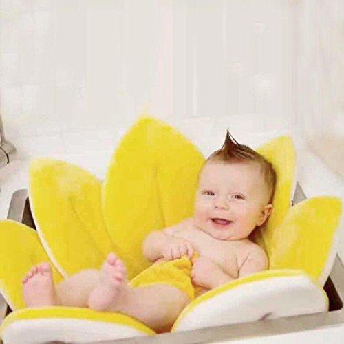 Bloom Bathing Flower Non-slip For Baby Toddler Bath Tub Non-