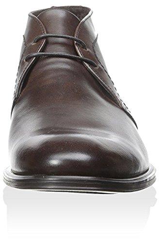 Franklin & Freeman Heren Hal Jurk Boot Espresso