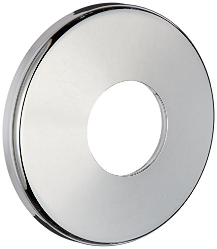 Hayward SP1042 ABS Plastic Chrome Plated Round Escutcheon Plate for 1-1/2-Inch ()