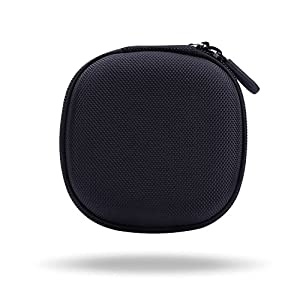 bose micro. hard case for bose soundlink micro bluetooth speaker portable wireless by aenllosi (black)