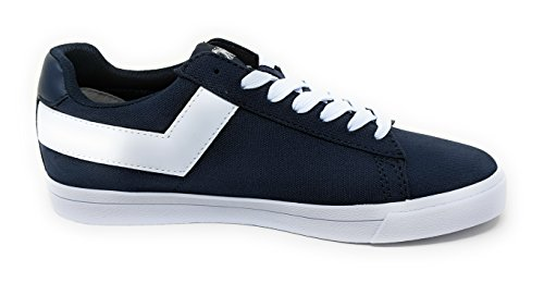 Pony Womens Top Star Lo Core CVS Sneaker Navy/White 6.5 M OHGmkmYo
