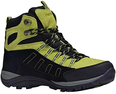 d5105b3bdf8de Riemot Men's Hiking Boots Waterproof Lightweight Outdoor Trail ...