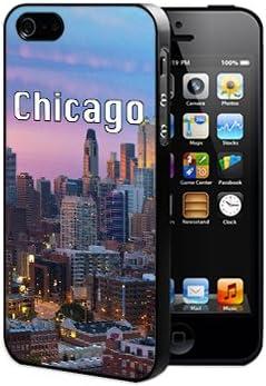 Amazon Co Jp シカゴ市スカイライン壁紙 Iphone 5 5s ハードスナップon電話ケースカバー 家電 カメラ