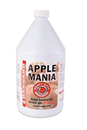 Harvard Chemical 744 Deodorant with Ultrazymes, Apple Mania Fragrance, 1 Gallon Bottle (Case of 4)