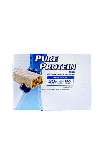 pure protein yogurt bars - 2