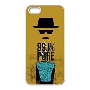 Breaking bad graphic design Cell Phone Case for iPhone 5S