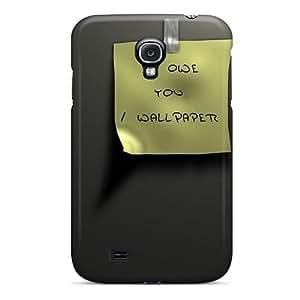 New Wallpaper Tpu Case Cover, Anti-scratch DaMMeke Phone Case For Galaxy S4