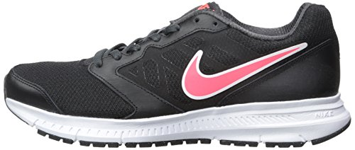 Nike Women's Downshifter 6 Black/Hyper Punch/Anthracite Running Shoe 7.5 Women US - Image 5