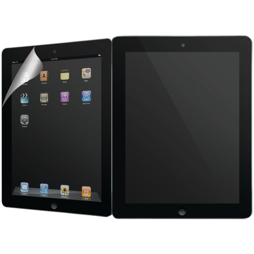 Macally ANTIFINPAD2 Anti-Fingerprint Protective Overlay for iPad 2