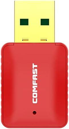 XMAGG® Mini WiFi Adaptador USB WiFi 150Mbps Tarjeta WiFi USB ...