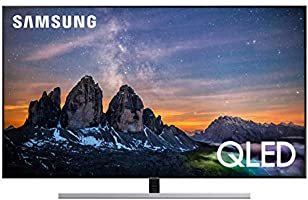 Samsung 65 Inch Flat Smart 4K QLED TV- 65Q80RA (2019)