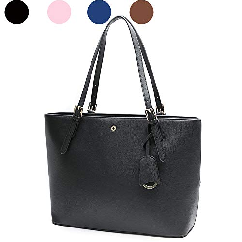 Tote Bag For Women By Miss Fong, Laptop Totes, Work Bags For Women, Womens Tote Bags With In Bag Organized And RFID Blocking Wallet Pocket
