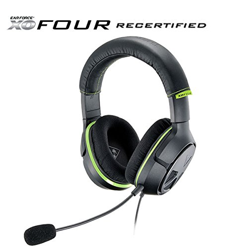 Price comparison product image Turtle Beach - Ear Force XO Four Gaming Headset - Xbox One (Certified Refurbished)