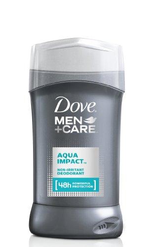 Dove Men + Care Déodorant, Aqua Impact, 3 once