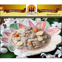 Weruva Meow Luau Mackerel & Pumpkin Canned Cat Food, 3 oz