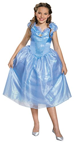 Morris Costumes Cinderella Tween (Cinderella Costumes For Tweens)
