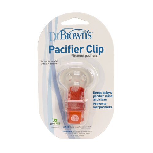 Dr Browns Pacifier Tether Orange