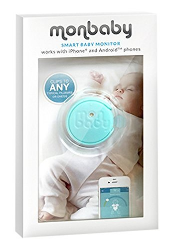 MonDevices MonBaby Smart Baby Monitor Blue MONBBLUE1