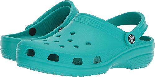 网上购物 Crocs Unisex Classic Clog Tropical Teal Women/ Men