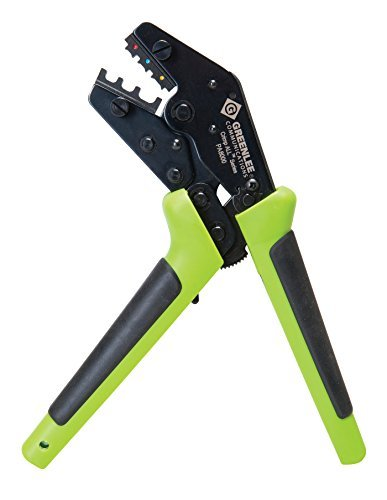 Greenlee CrimpALL Crimper Insulated Terminals AWG 22-12, Series PA8000 by Greenlee Textron