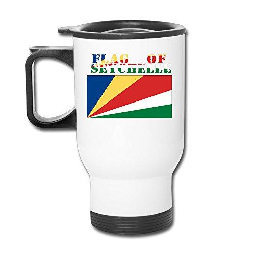 Custom Flag Of Seychelles Handy Travel Mugs Gift By Katiydry