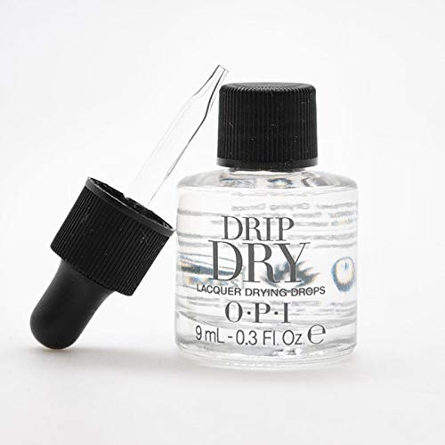 Drip Dry Lacquer Drying Drops wet to set 60 second : 9 ml. -