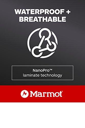 Marmot PreCip Women's Lightweight Waterproof Rain Jacket, Platinum, X-Small by Marmot (Image #8)