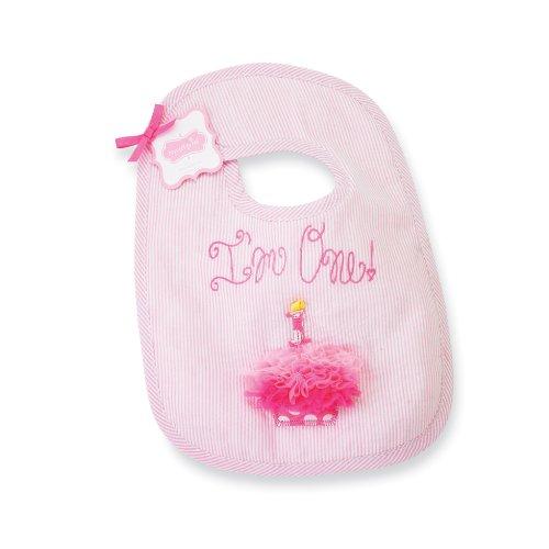 Mud Pie Baby Birthday Bib product image