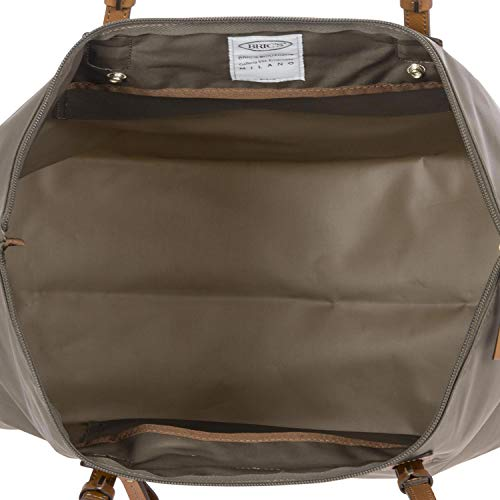À 34 Sac Bric's Cm Porté Main Mud Épaule bag X Braun 74wwq0t
