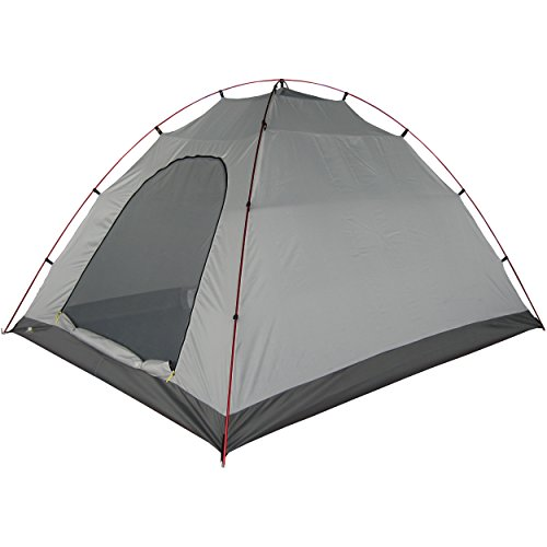 High Peak Outdoors BaseCamp 4 Person 4-Season Expedition-Quality Backpacking Tent by High Peak Outdoors (Image #1)