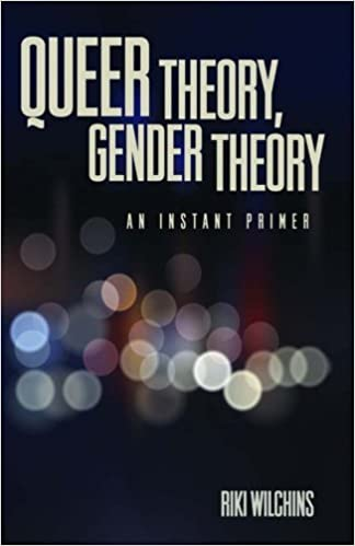 Gender sexuality and queer theory
