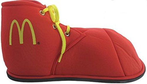 MyPartyShirt Ronald McDonald Fabric Child Shoes for $<!--$9.99-->