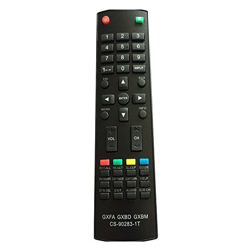 This Replaced Sanyo remote can suit for Sanyo GXBD ; GXBM ;