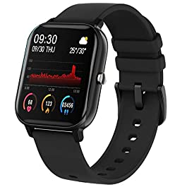 Fire-Boltt SpO2 Full Touch 1.4 inch Smart Watch 400 Nits Peak Brightness Metal Body 8 Days Battery Life with 24*7 Heart…