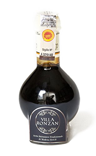 Balsamic vinegar gift set. Aceto balsamico tradizionale of Modena. Aged 12 years. DOP certified from Villa Ronzan. On Sale Now. by Villa Ronzan (Image #4)